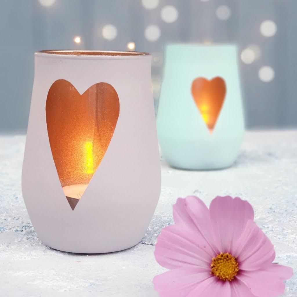 upcycling glas senfglas