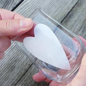 Upcycling Glas Step 2