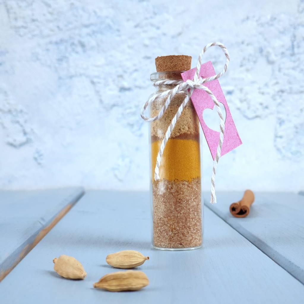 DIY Geschenke Goldene Milch
