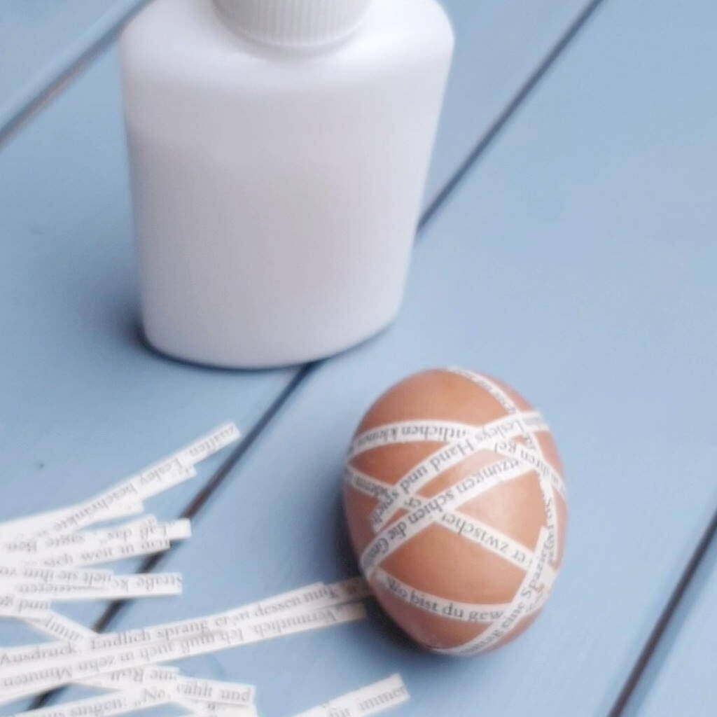 Ostern basteln Kinder