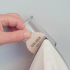 Etiketten selber gestalten Step 04